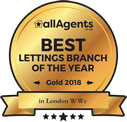 AllAgents Gold Letting Agent North West London