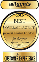 AllAgents Best Overal Agent West Central London